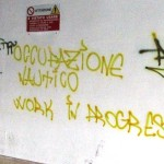Passati vandalismi all'interno dell'ex sede del Nautico (ST)