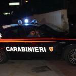 Carabinieri in azione (immagine d'archivio, ph: http://2.bp.blogspot.com)