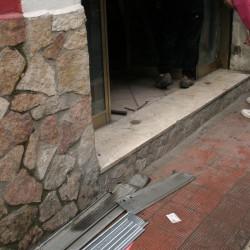Foggia, vigilia fiaccolata legalità, bombe a negozi (ftgallery)