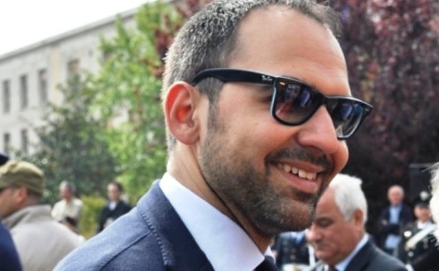 Il segretario del Pd Piemontese (ph: ilmattinodifoggia)