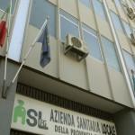 Esterno Asl Foggia (st - MAIZZI) immagine d'archivio