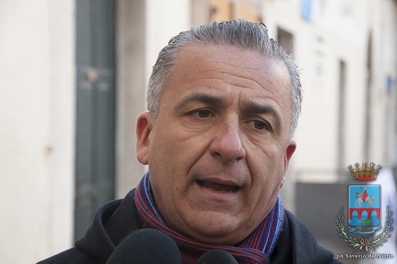 L'avvocato Giandiego Gatta, attuale consigliere regionale di Forza Italia (ph: comune di manfredonia)