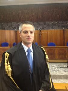 L'avvocato Gianfranco Di Sabato (SQ - 13.03.2015)