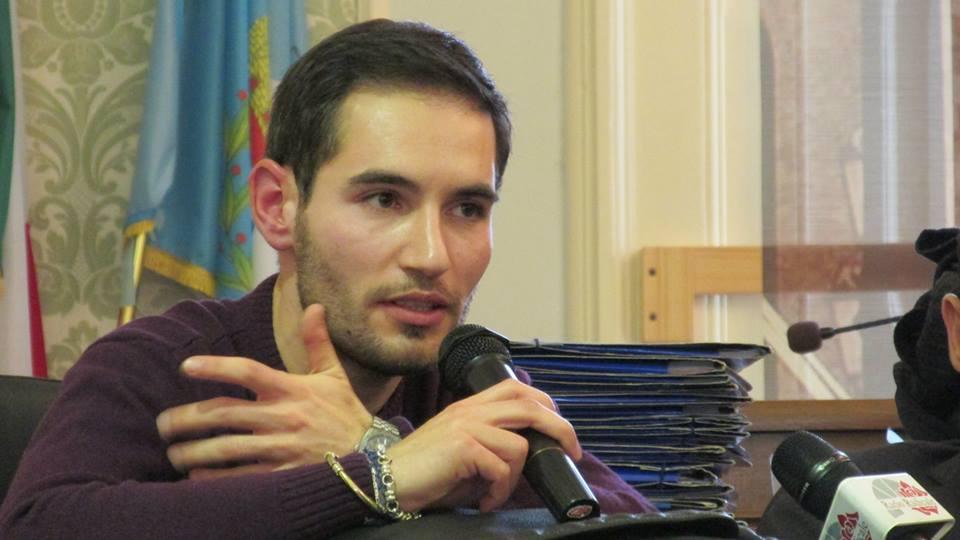 Norberto Guerriero, dell'Associazione radicale Mariateresa Di Lascia (from facebook)