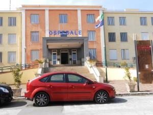 Interno ospedale San Camillo di Manfredonia (SQ)