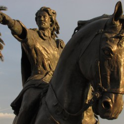 """Manfredonia:, """"Re Manfredi cavalca la piazza"""" (Ftgallery)"""