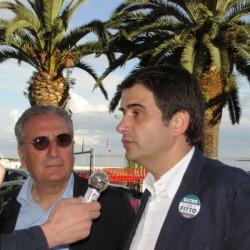 Fitto a Manfredonia: ottima la candidatura di L.Castriotta, B. la smetta