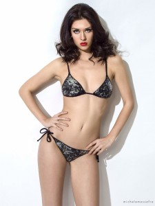 La top model Giada Pezzaioli