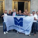 Manfredonia Vetro, incontro lavoratori - Emiliano a Bari (ph: MATTEO GUERRA - giugno 2015)