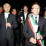 Mauro Cappucci e Luigi Pompilio - IMMAGINE D'ARCHIVIO