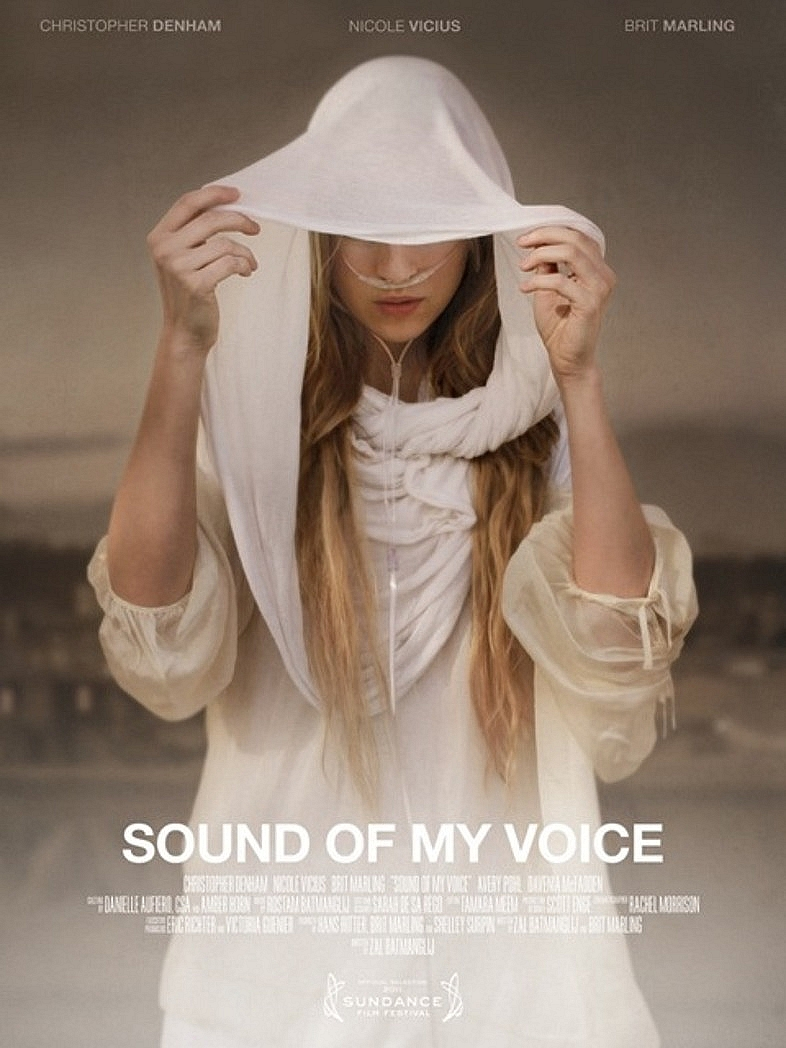 Risultati immagini per the sound of my voice poster
