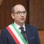 Il sindaco di Manfredonia Angelo Riccardi (ph: Saverio De Nittis - Comune di Manfredonia)