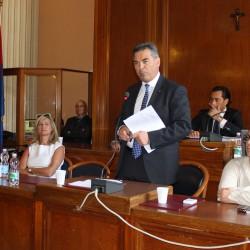 Foggia, Landella presenta i nuovi assessori (FOTO)