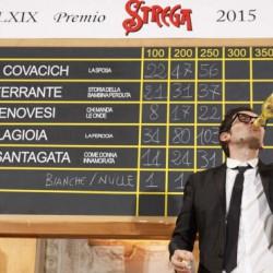 Emiliano: festeggiamo vittoria di Lagioia al premio Strega
