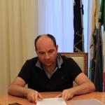Il sindaco di Manfredonia Angelo Riccardi (ph STQ)