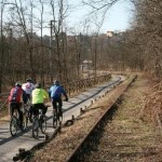 Pista ciclabile - Ferrovia Valmorea - www.lifeintravel.it