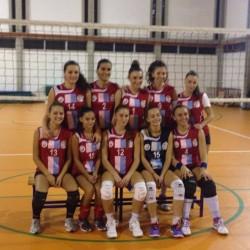 Esordio in prima divisione per la Volley San Giovanni di Dio di Manfredonia