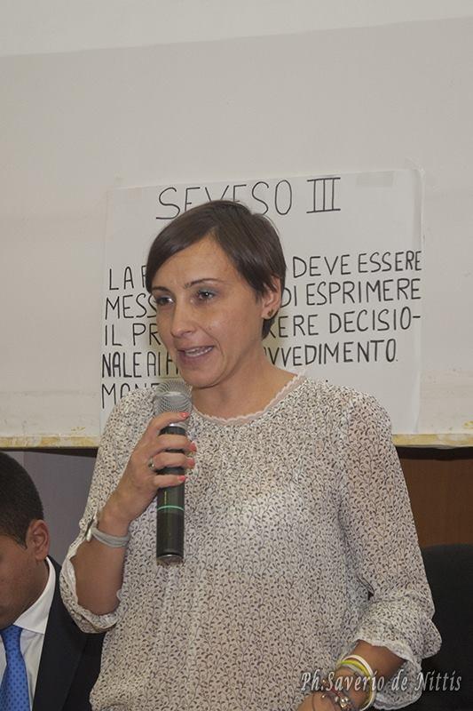 Rosa Barone (ph saverio de nittis)