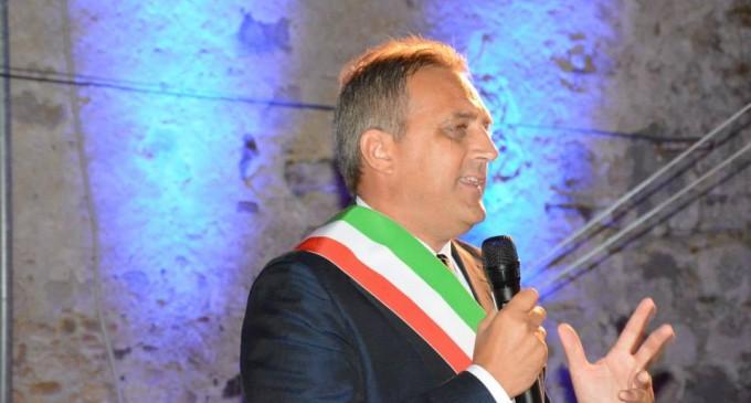 Foto del sindaco Nicola Gatta