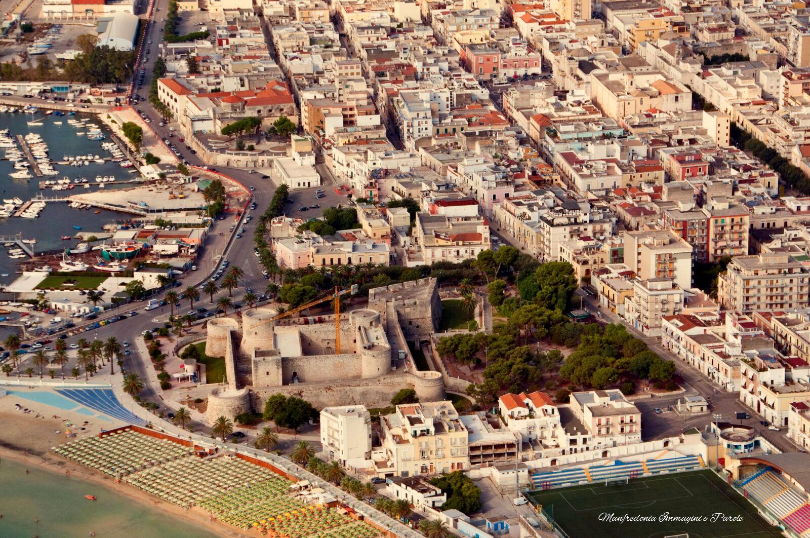 Manfredonia, Il saccheggio del Centro storico. Si inizia un?altra storia