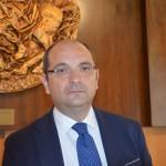 Il sindaco di Manfredonia Angelo Riccardi (ph matteo nuzziello)