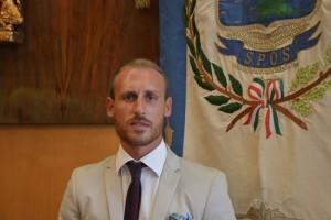 Il consigliere comunale Antonio Conoscitore; con decreto dello scorso ottobre 2015 gli è stata affidata la collaborazione con il sindaco di Manfredonia nell'esercizio delle funzioni in materia di LIST (Laboratorio per l'lnnovazione e lo Sviluppo del Territorio) e Rapporti con l'Agenzia del Turismo - ph Matteo Nuzziello