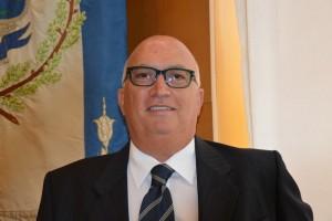 Il presidente del Consiglio comunale di Manfredonia Prof. Antonio Prencipe (ph MATTEO NUZZIELLO)