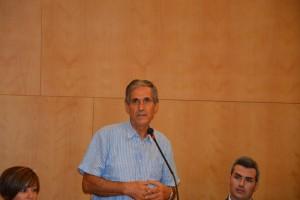 Il consigliere comunale di Manfredonia Nuova prof. Italo Magno