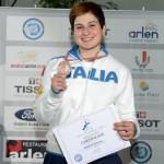 Martina Criscio, scherma - Atleta UniFg