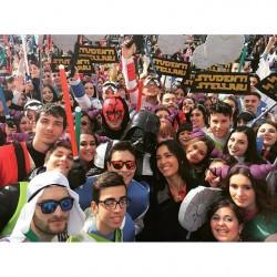 """Caterina Balivo a Manfredonia con gli studenti stellari: """"Amo il nostro Paese"""""""
