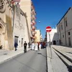 20 marzo 2016 Processione delle Palme -Parrocchia del Carmine