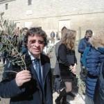 20 marzo 2016 - Processione delle Palme a San Leonardo