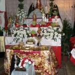 2011-Sepolcro in casa allestito da Michele Nenna