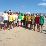 2014-Rievocazione sciabica-spiaggia libera Manfredonia