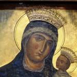 Gli occhi della Madonna di Siponto