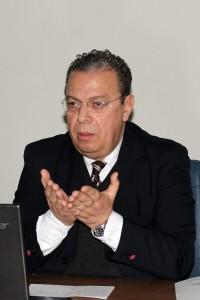 Il dg dell'Asl Foggia dr. Vito Piazzolla (ph maizzi)