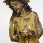 Cristo legato alla colonna-Criste alla chelònne- che si venera nella Chiesa Madre
