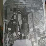 Periodo Quaresimale- Anni '50-u Trevile all'Addulerete- nella  chiesa di S.Francesco d'Assisi