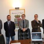 conferenza PS foggia 22 marzo