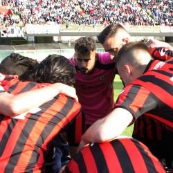 Il Foggia passeggia sul Martina: 4-0, è secondo posto