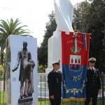 Inaugurazione statua Vincenzo Lanza