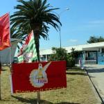 Protesta lavoratori ALENIA1