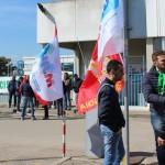 Protesta lavoratori ALENIA6