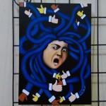 Rosalba Mondelli - Omaggio a Caravaggio