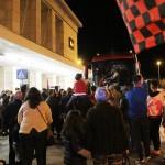Tifosi in stazione Foggia11