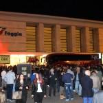 Tifosi in stazione Foggia14