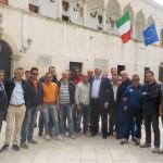 PASSATA MANIFESTAZIONE FUORI IL COMUNE - MANFREDONIA VETRO