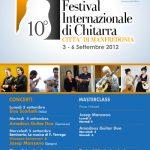 Festival di Chitarra 2012