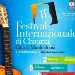 Festival di Chitarra 2013