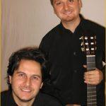 Giuseppe Caputo e Luciano Pompilio